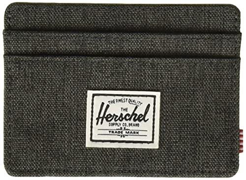 Herschel Casual Black Crosshatch