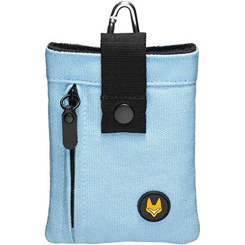 Difox Media Line One für Foto/MP3/Mobile Tasche in blau