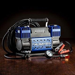 Air Compressor Thumper Max Portable Twin 300L/min 4x4 Offroad Tyre Inflator Hose