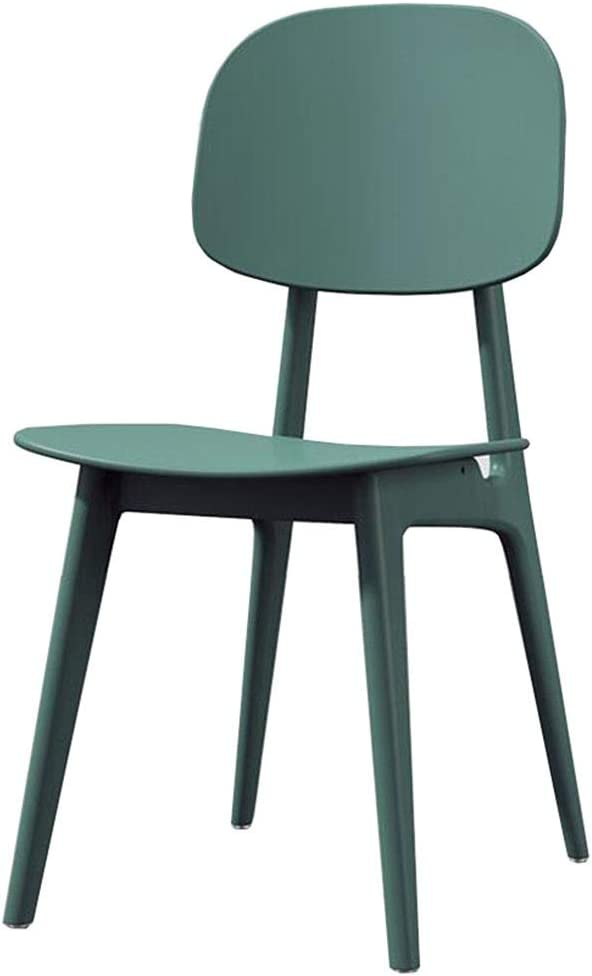 Dall Dining Chair Makeup Cheap Backrest Table Plastic Mode Max 67% OFF