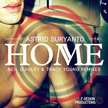 Home (The Neil Quigley & Tracy Young Remixes)