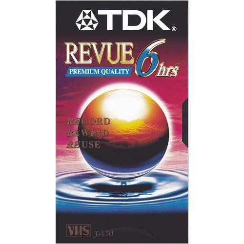 Review Of TDK T120 REVUE Package of 5