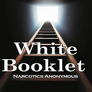 Narcotics Anonymous audiobook cover art