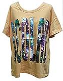 処分 SCOLAR スカラー 半袖Tシャツ 152428-37 オレンジ