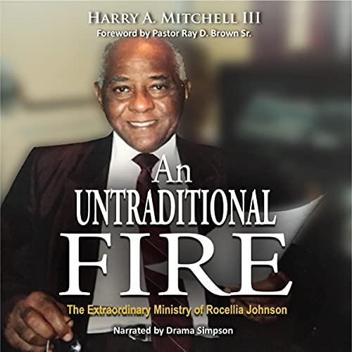 Couverture de An Untraditional Fire