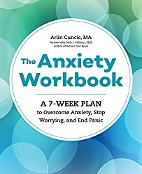 Cover of book - The Anxiety Workbook