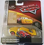 Disney Pixar Cars Die-cast Final Race Cruz With PVC Tires Vehicle
