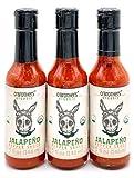 O'Brothers Organics Jalapeno Flavor Hot...