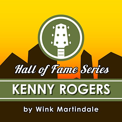 Kenny Rogers audiobook cover art