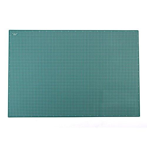 BK fotolijst KOLMER snijmat DIN A1 90 x 60 cm | PVC, A1, 2 mm, zelfherstellend | snij-onderlegger, snijonderlegger, schilderonderlegger, bureauonderlegger