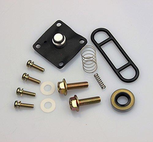 Kit recompatible paración grifo de gasolina compatible para SUZ GSX R 750 1100 44305 17C00