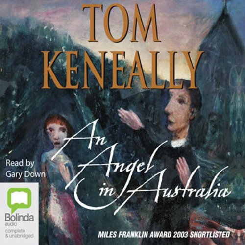 An Angel in Australia audiobook cover art