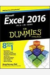 Excel 2016 All-in-One For Dummies (For Dummies (Computer/Tech)) Kindle Edition