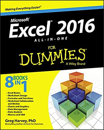 Excel 2016 All-in-One For Dummies (English Edition)