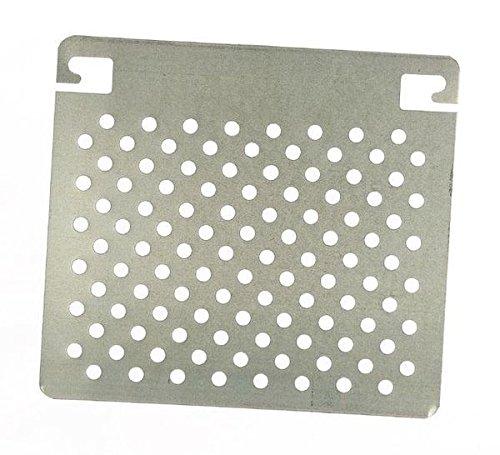 NESPOLI 271250 color gris Rejilla met/álica grande