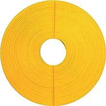カラー紙バンド やまぶき 50m巻き