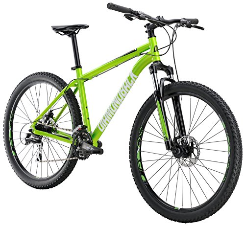 Diamondback Bicycles Overdrive ST Hardtail Mountain Bike, Green, 18'/Medium