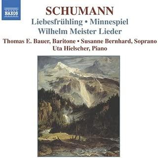 Lieder und Gesange aus Wilhelm Meister, Op. 98a: Wer sich der Einsamkeit ergibt