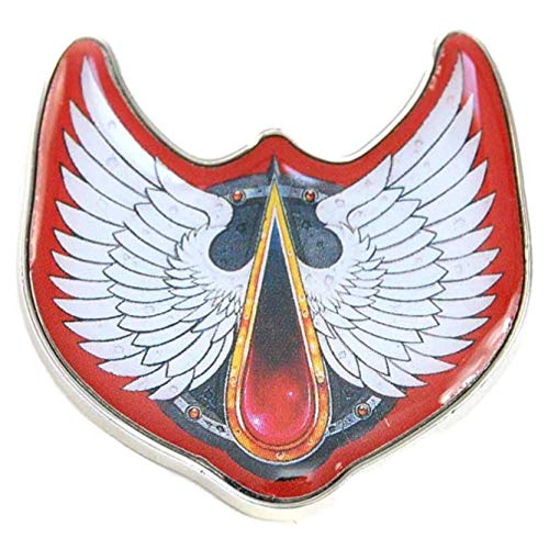 Pritties Accessories Echtes Warhammer Blood Angels Chapter Badge Pin Badge Games Workshop