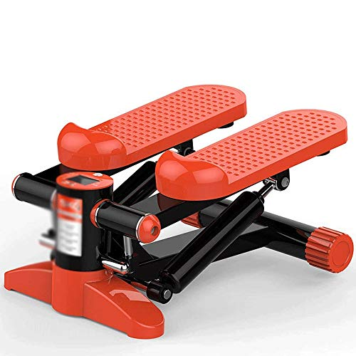 Check Out This CHENNAO Stepper - Orange Fitness Stair Stepper, Mini Stepper Fitness Cardio Exercise ...