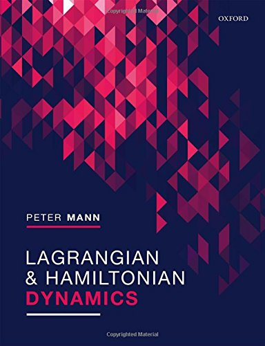 Image OfLagrangian And Hamiltonian Dynamics