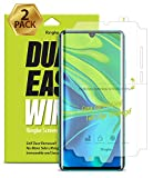 Ringke Dual Easy Wing Film [2 Pack] Designed for Xiaomi Mi