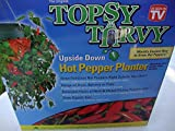 Topsy Turvy Pepper Planter