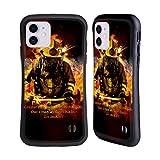 Head Case Designs Licenciado Oficialmente Jason Bullard Bombero 2 Bombero Carcasa híbrida Compatible con Apple iPhone 11