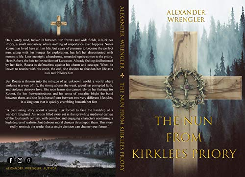 The Nun From Kirklees Priory (English Edition)