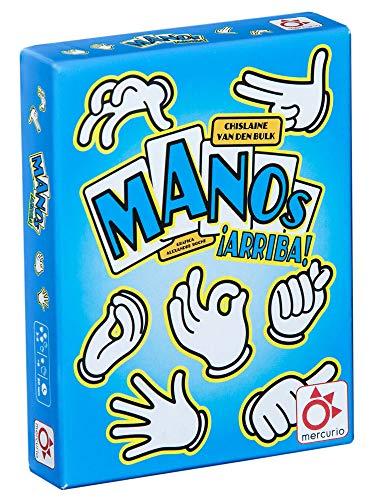 Juego Manos Arriba: Amazon.es: Juguetes y juegos