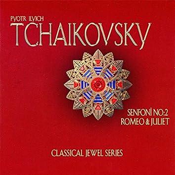 Tchaikovsky: Senfoni No. 2 & Romeo and Juliet