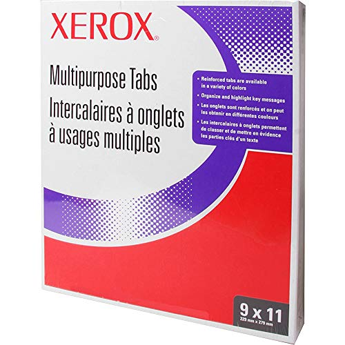 Find Cheap XER3R4418 - Xerox Single Straight Collated Index Dividers