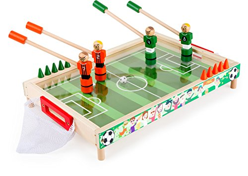 small foot design 4245 Magnetic Table Football Game