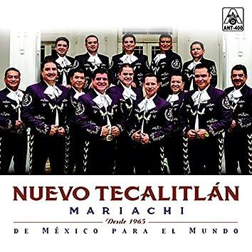 De México Para El Mundo Desde 1965 (Instrumental)