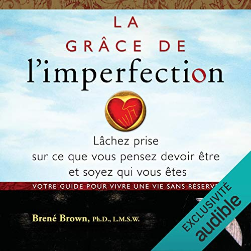 La grâce de l'imperfection cover art