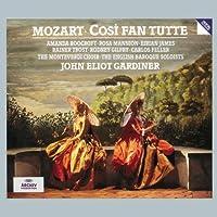 Mozart: Cos矛 fan tutte / Roocroft, Mannion, E. James, Gilfry, Trost, Feller, Gardiner