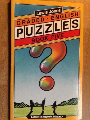 Graded English Puzzles: Bk. 5 (English Library)