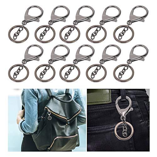 Llavero, llavero colgante de bolso vintage, retro para llave de pulseras(Gun color)