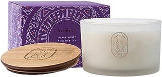 Distillery Goddess Black Honey Nectar Tea Soy Candle 450 g, 450 grams