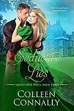 Seductive Lies: A Gothic Historical Romance Novel (Secret Lives Book 3)