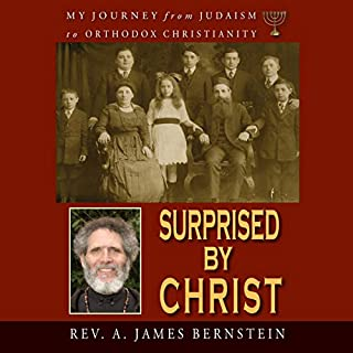 Surprised by Christ audiobook cover art
