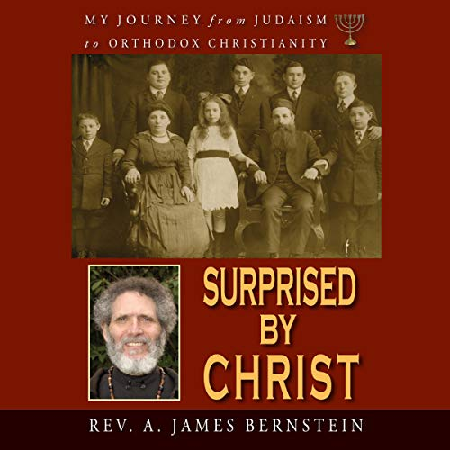 Surprised by Christ cover art