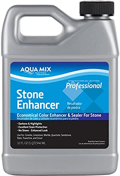 Aqua Mix Stone Enhancer Quart