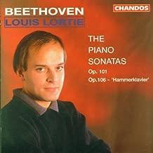 Piano Sonatas 28 & 29