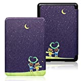 AIYIGEYALI e-Book Cases PQ94WIF - Funda para Kindle Paperwhite 4 Cover 2018 10ª generación Shell Protector Case PQ94WIF (color: 10)