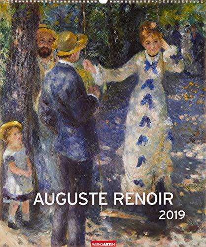 Auguste Renoir - Kalender 2019