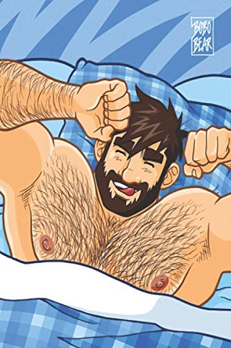 Bobo Bear Notebook: Adam Likes Bedtime (110 Pages, Lined, 6 x 9)
