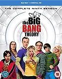 The Big Bang Theory  - Season 9 (2 Blu-Ray) [Edizione: Regno Unito] [Reino Unido] [Blu-ray]