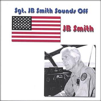 Sgt. Jb Smith Sounds Off