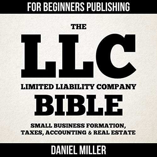 The LLC (Limited Liability Company) Bible audiobook cover art